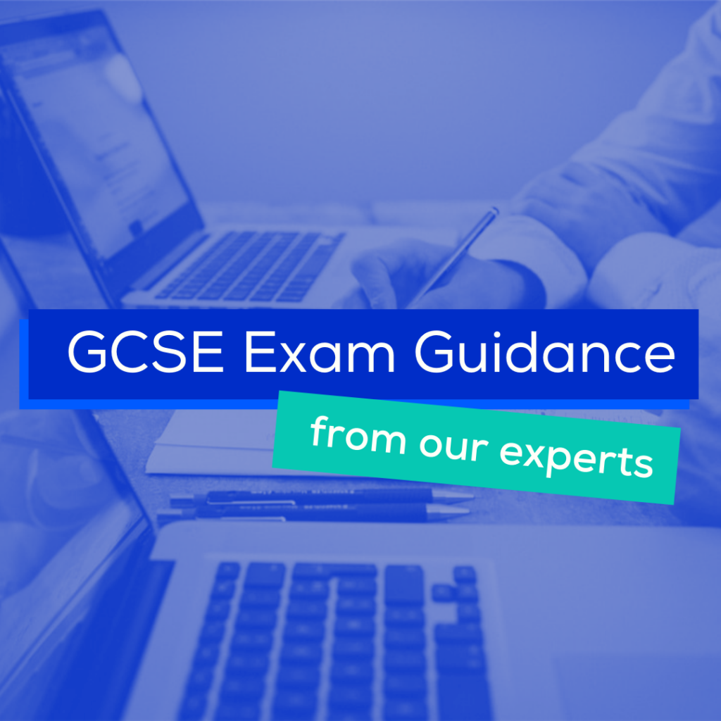 GCSE Exam Guidance from Examiners