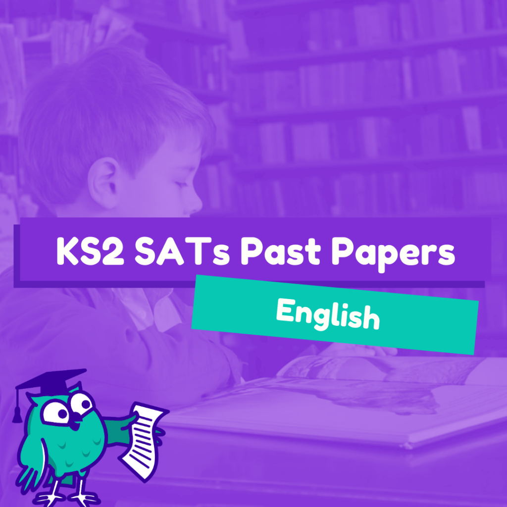 Free KS2 Sats Past Papers English