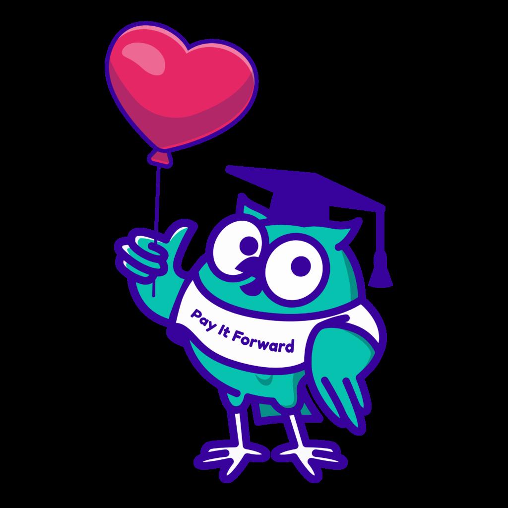 Pay It Forward Olex Heart 1024x1024