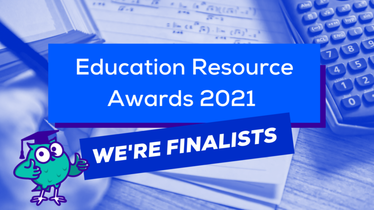 Education resources awards finalists
